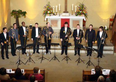 Trombone Unit - Frellstedt (Foto: Volker Linne)