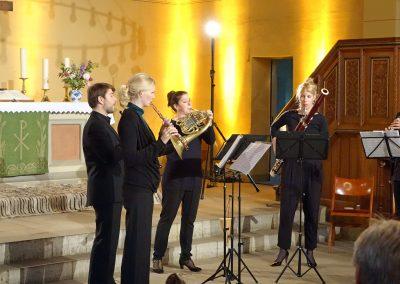 Acelga Quintett - Frellstedt (Foto: Volker Linne)