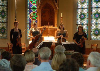 Almandin Quartett - Groß Steinum (Foto: Volker Linne)