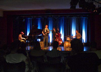 Fischer Spangenberg Quartett - Roter Saal Braunschweig (Foto: Volker Linne)