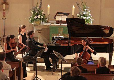 Leibniz Trio - St. Michaelis Braunschweig (Foto: Volker Linne)