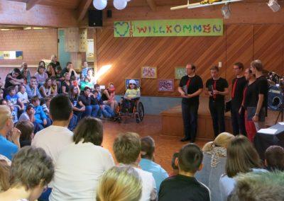 Schulkonzert mit Ensemble Nobiles - Rudolf-Dießel-Schule Königslutter (Foto: jkk)