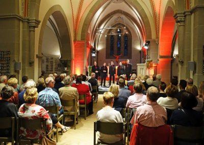 Ensemble Nobiles - Stadtkirche Königslutter (Foto: Volker Linne)