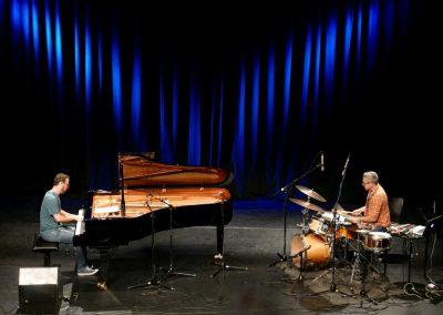 Yaron Herman & Ziv Ravitz - Brunsviga Braunschweig (Foto: Volker Linne)