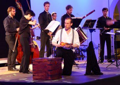 musica assoluta & Götz van Ooyen - Städtisches Museum Braunschweig (Foto: Paola Gollub)