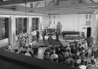 visions string quartet - Kleiner Konzertsaal Peine (Foto: Volker Linne)
