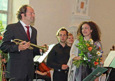 Solisten Berwaerts & Sherinian (Foto: Volker Linne)