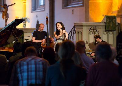 Simin Tander - Stadtkirche Königslutter (Foto: Sebastian Petersen)