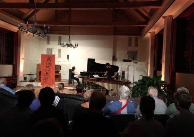 Ensemble farbTon - Kleiner Konzertsaal Peine (Foto: A. Heinemann)