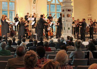 Orchester M18 - Juleum Helmstedt (Foto: Volker Linne)