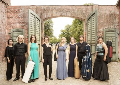 la festa musicale & Volker Hagedorn